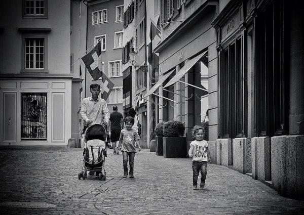 Licença paternidade, quando ter filhos passa a ser uma forma de servir à sociedade