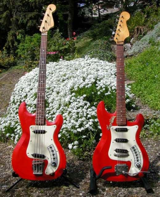 Serial numbers guitars univox Tell me
