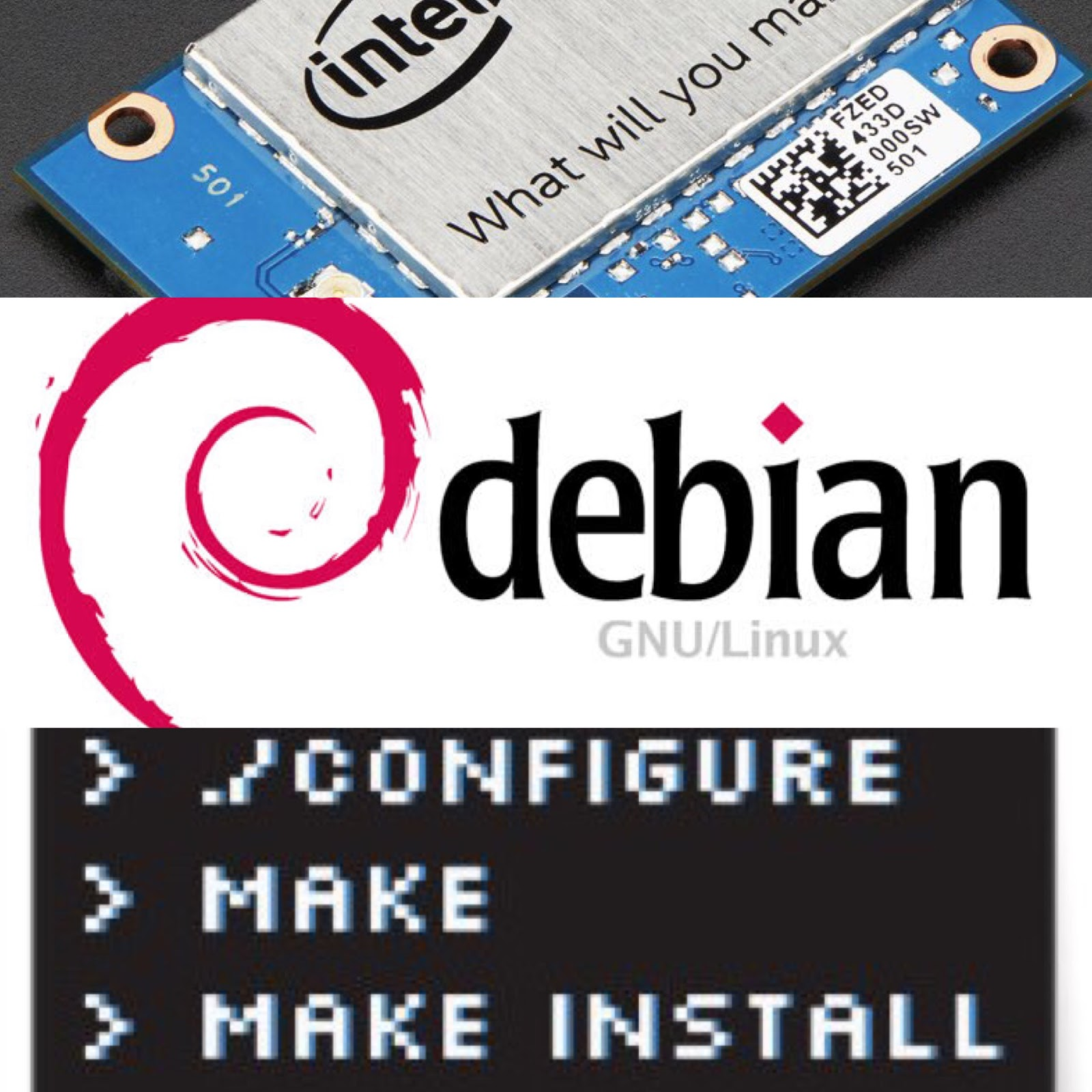 hackgnar: Building Debian Linux for Intel Edison