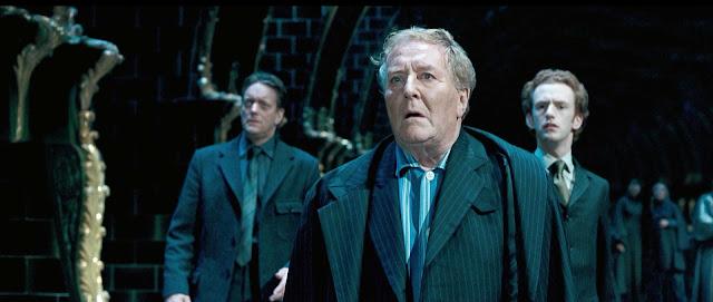 Корнелиус Фъдж в Хари Потър и орденът на феникса