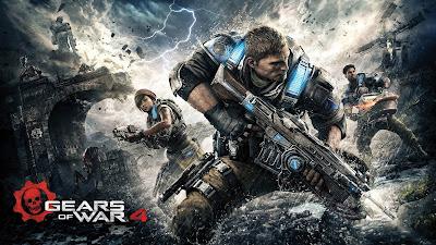 "מ-ל-ח-מ-ה: XP כפול ב-Gears of War 4 בסוף השבוע ופלייליסט ""Feral Horde"" מיוחד"