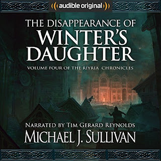 Review: The Disappearance of Winter's Daughter by Michael J. Sullivan