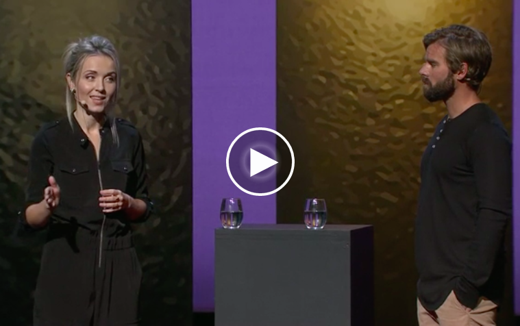 This Woman Was Raped & Forgave Him, So They Did A Ted Talk Together