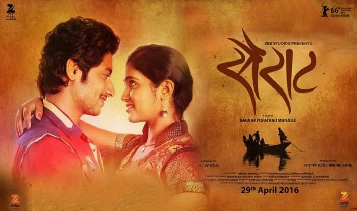 Hit List Softwares: Sairat (2016) Marathi Hindi Dubbed Movie