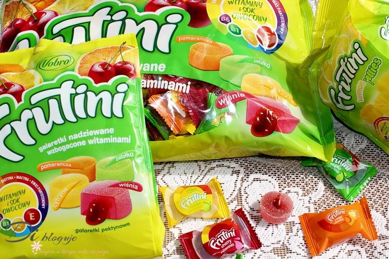 Frutini od Vobro - galaretki nadziewane z wiataminami i bez żelatyny - recenzja