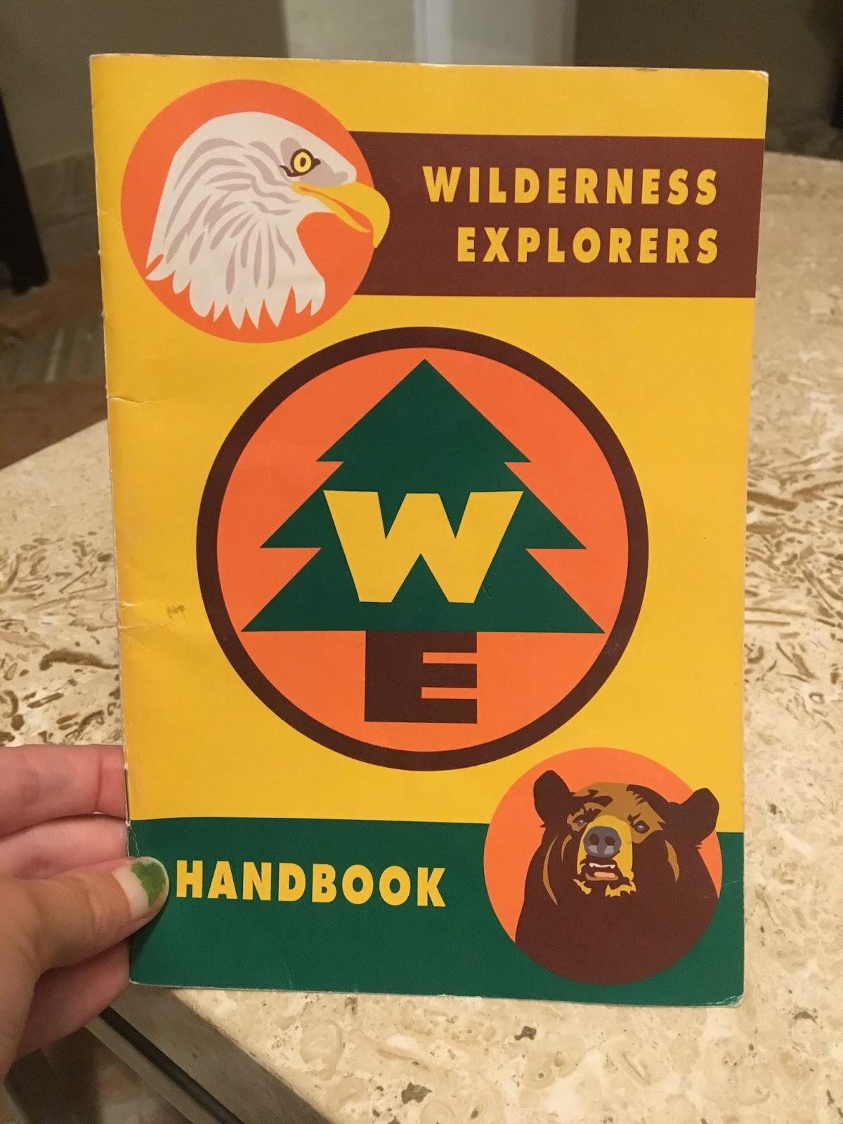 the wilderness explorer s handbook animal kingdom alex chappell