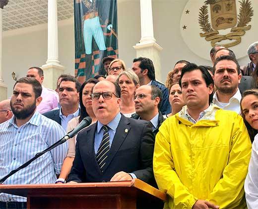 """Julio Borges sobre la sentencia """"basura"""" del TSJ: Nicolás Maduro está dando un golpe de Estado"""