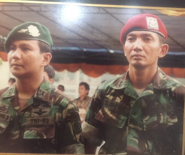 Sjafrie Sjamsoeddin di Kampanye Akbar Prabowo: Ya Allah Lenyapkanlah Kezaliman