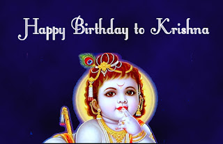 Happy Janmashtami Whatsapp Image DP