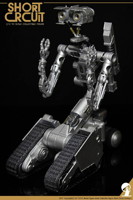 osw.zone Short Circuit is a 1986 American science fiction comedy film directed by John Badham and written by.  GY TOYS 1 / 12th scale short circuit (number five) 15.5 cm high collectors / robots