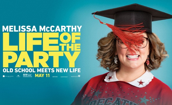 film mei 2018 life of the party