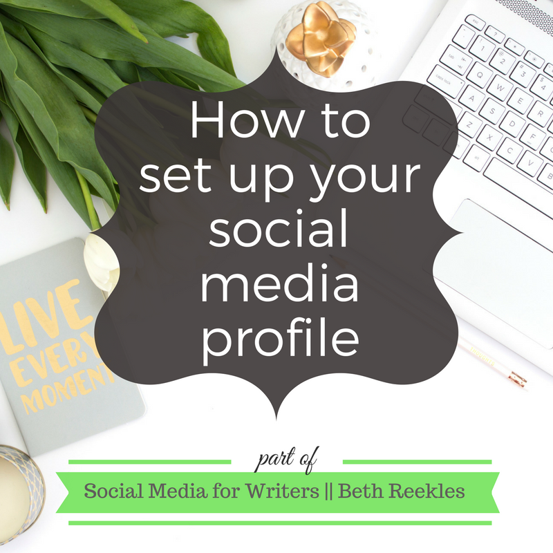 Wondering how to set up your social media profile? Why is a profile picture so important, and what should your Twitter bio say? In this post, I cover all the basics.