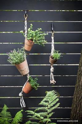 jardin idées Brabantia