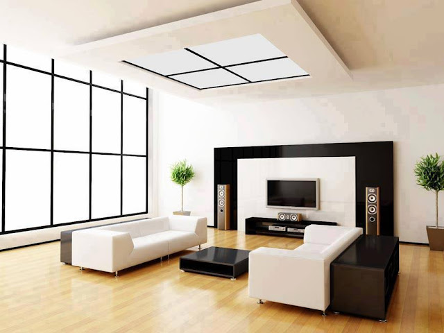 Black and White Living Room Designs Ideas 2016 With Elegant Design