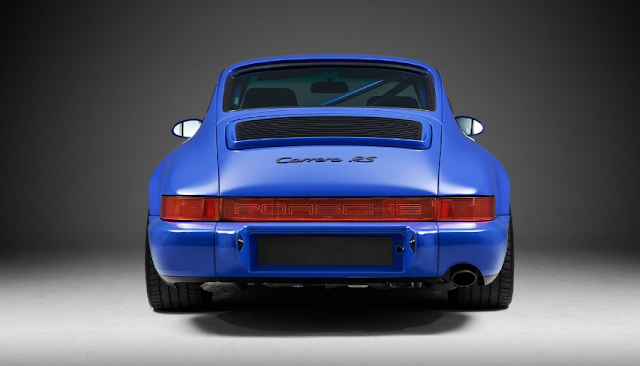 This super uncommon, very light-weight Porsche 911 could be all yours