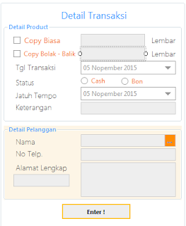 Tutorial CSharp : Format Currency di DataGridView C#