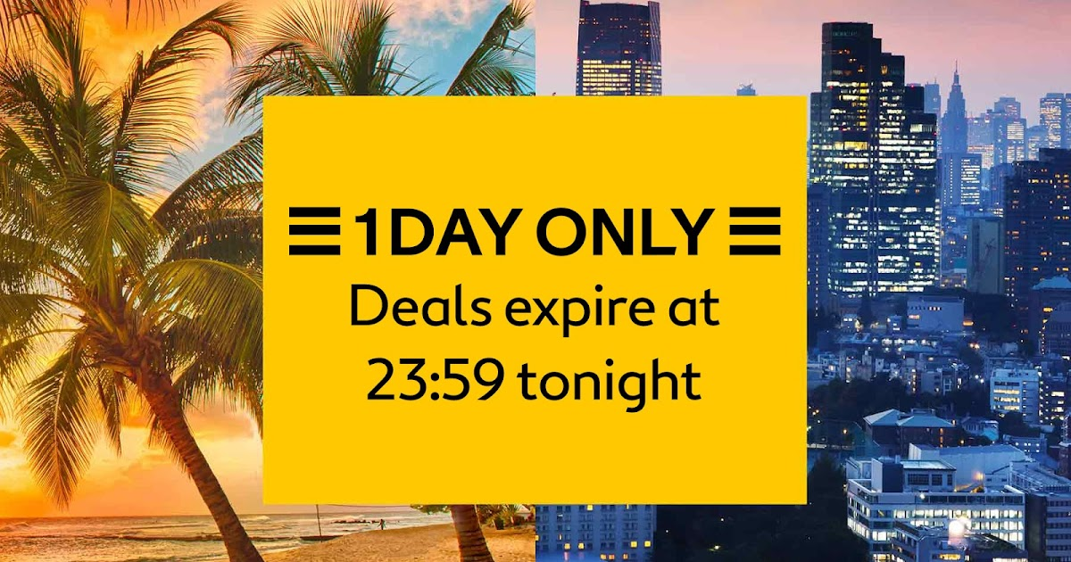 See All Daily Package Deals On Expedia Travelhoteltours