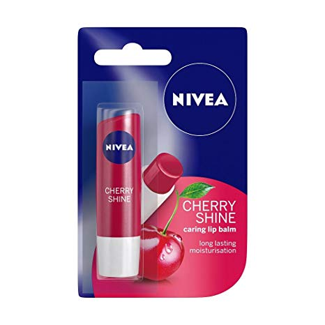 Nivea Lip Care Fruity Shine Cherry