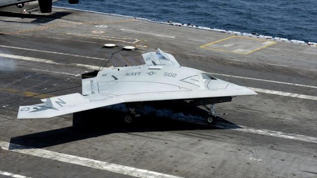 EEUU creará dron equipado con láser para abatir misiles norcoreanos