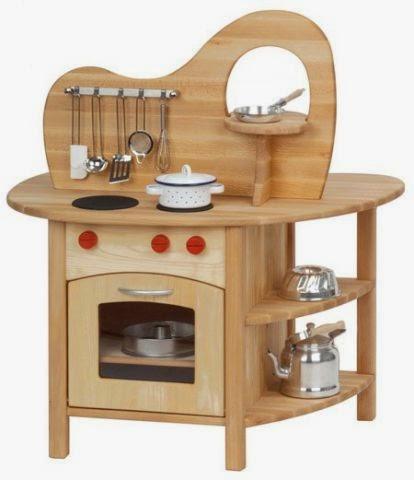 Smarter Shopper The Gl 252 Cksk 228 Fer Wooden Kitchen Play Set