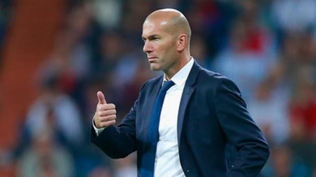 Zidane Bikin Rekor Tak Pernah Kalah di Dua Laga Tandang Melawan Barcelona