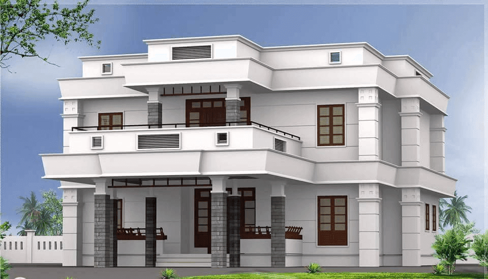 Front House Elevation Models : House front elevation design images photo pics the