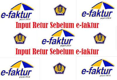Retur Sebelum e-Faktur
