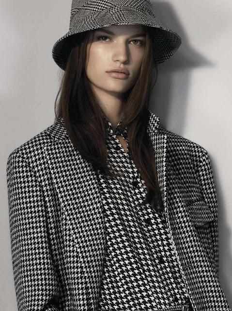 peinado look con sombrero 2017