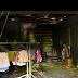 Ladrões roubam loja em Ceilândia e ateiam fogo no restante da mercadoria