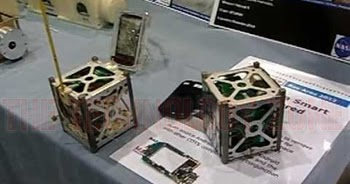 Tiny NASA Satellites To Be Powered By Android Phones - The ...