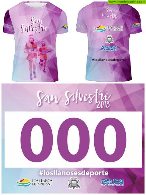 Los Llanos de Aridane celebra este lunes 31 de diciembre la XII edición de la popular carrera solidaria de San Silvestre