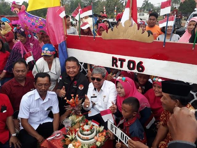 Basur-Loekman, Kompak Sosialisasi Gotong Royong