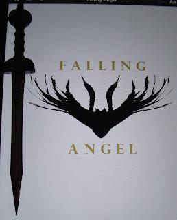 Portada del libro Falling Angel, de Jesse Jack Jones