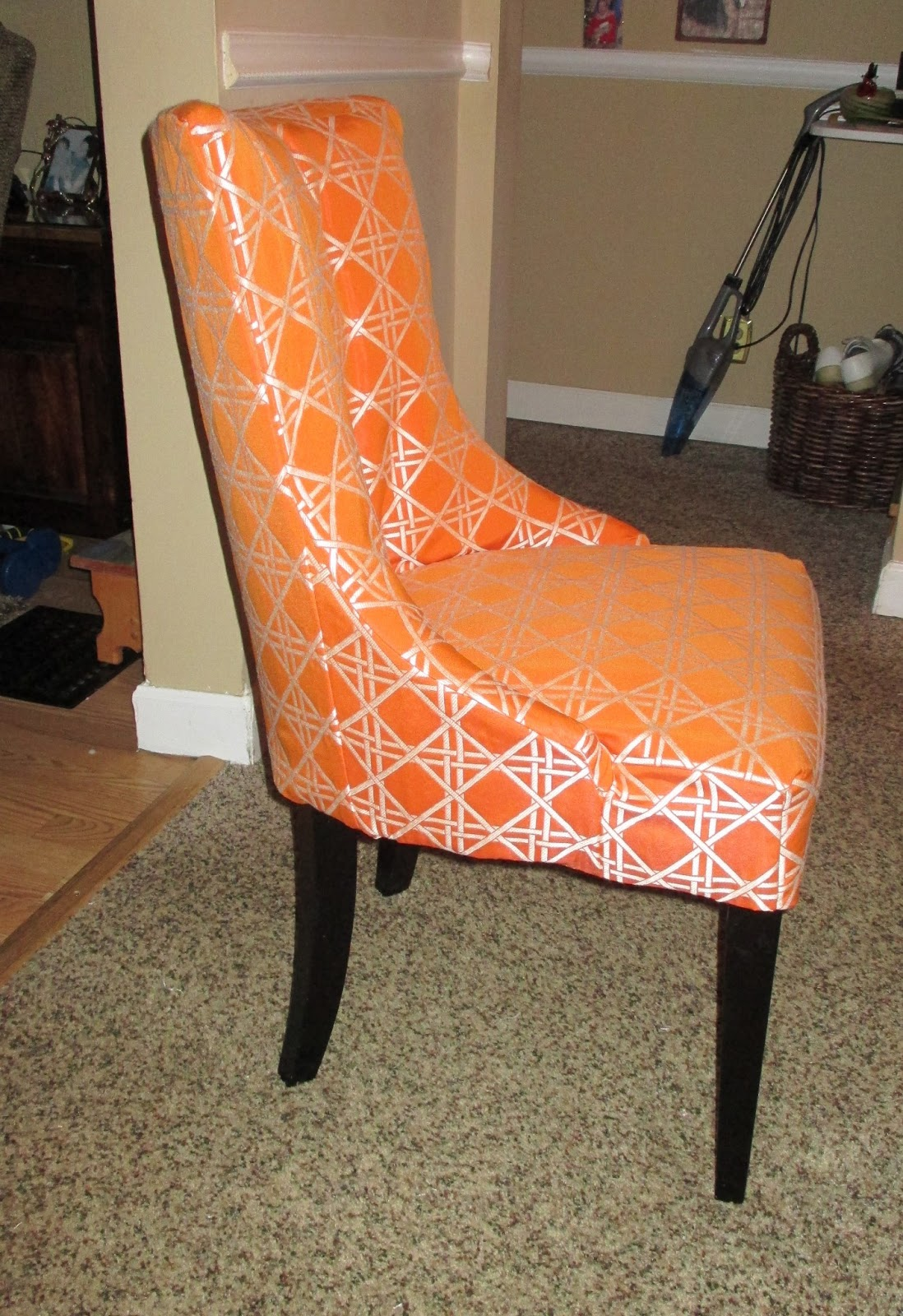 custom dining chair slipcovers pottery barn chairs baby room and parson