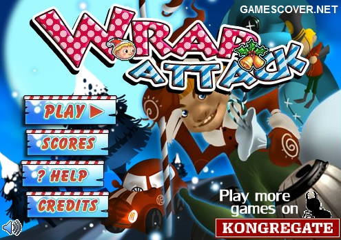 Play Wrap Attack Online Game