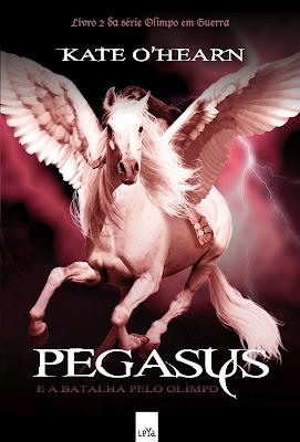 Resenha: Pegasus e a Batalha pelo Olimpo, de Kate O'Hearn. 8