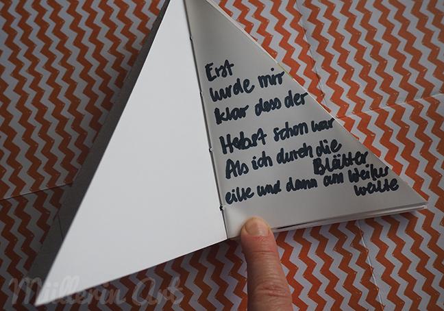 Dreiecks-Buch ©muellerinart