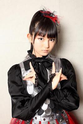 Suzuka Nakamoto a.k.a SuMetal (Leader, Singer, Dancer)