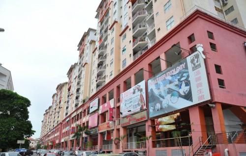 Vista Magna (Duplex unit – Bumi Lot) Metro Prima, Kepong, Kuala Lumpur