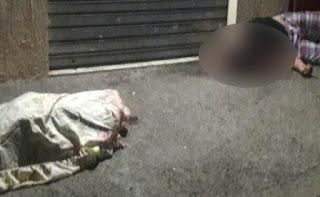 Dois homens são assassinados em Rosa dos Ventos, Parnamirim, RN
