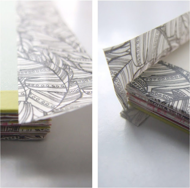 How to Make Your Own Notebook - Gathering Beauty