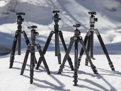 tips membeli tripod kamera susuai kebutuhan tripod landscape ball head carbon fiber