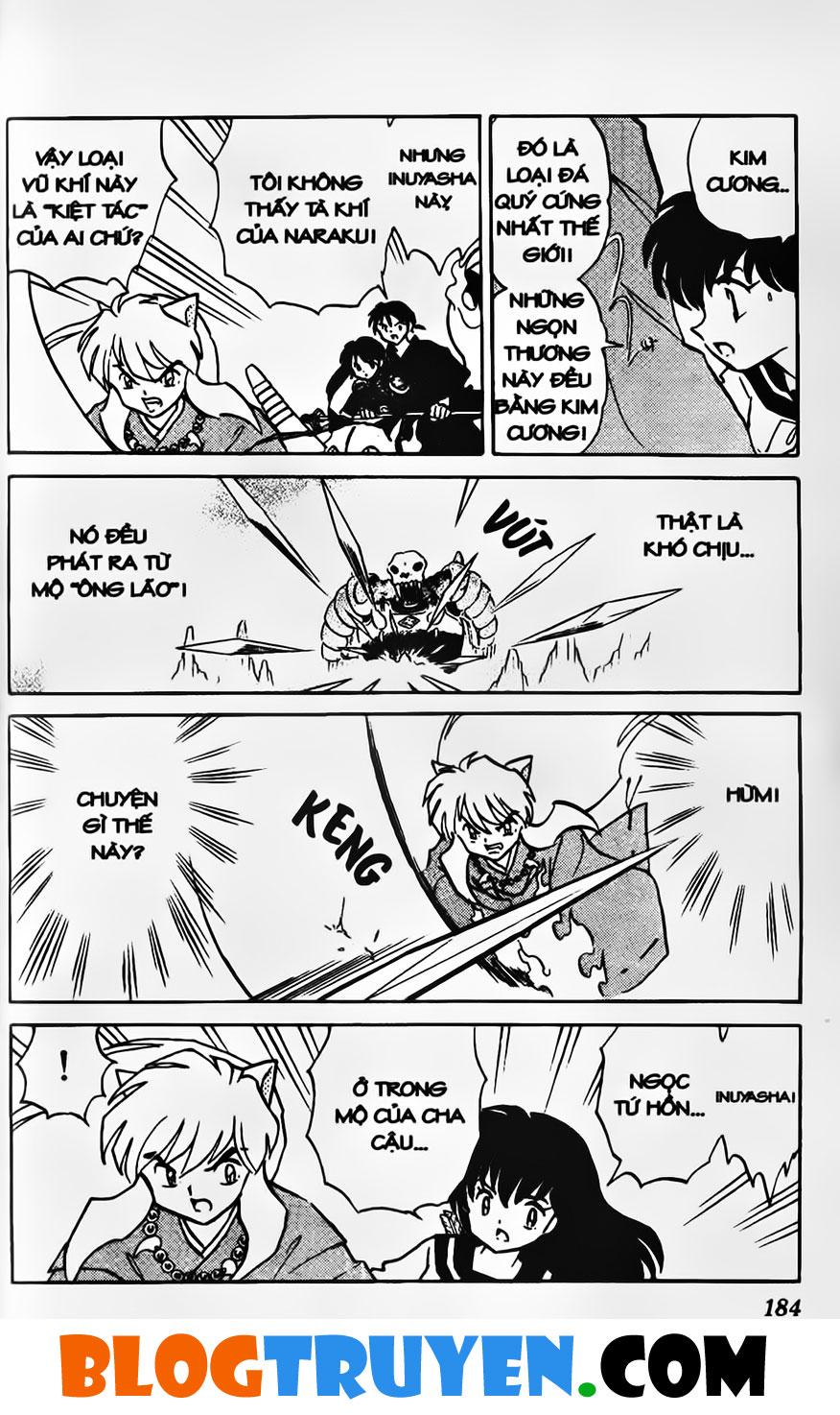 Inuyasha vol 32.10 trang 17