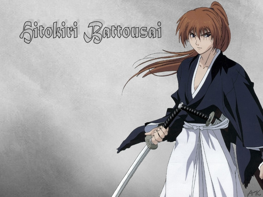 kenshin himura wallpaper - photo #36