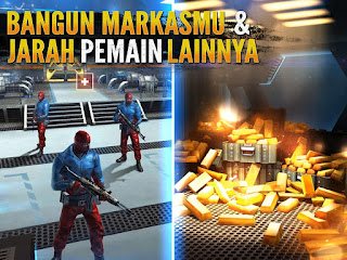 Sniper Fury : best shooter game MOD v1.7.1a Apk (Unlimited Ammo + Gold) Terbaru 2016 5