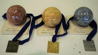 Μετάλλια και βραβεία