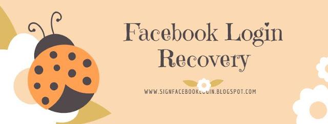 Facebook Login Recovery