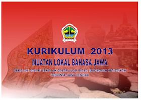 mulok kurikulum 2013 Bahasa Jawa