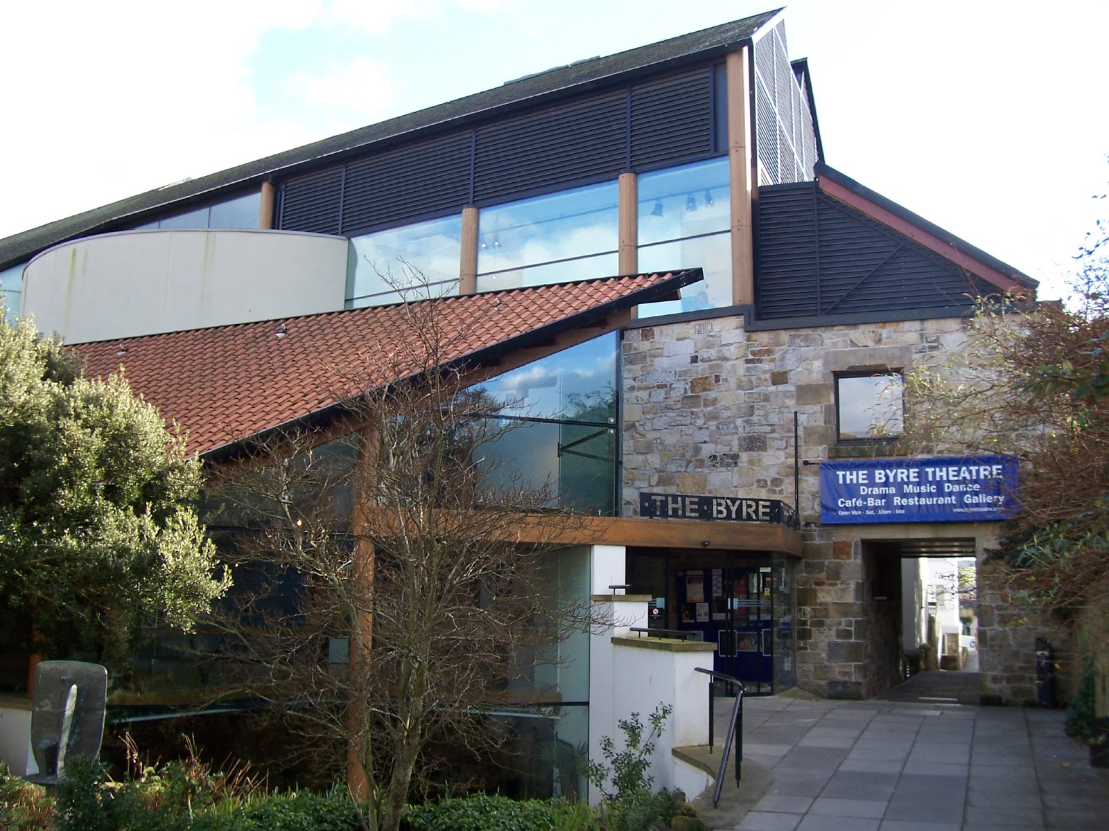 maidment theatre closure in a relationship