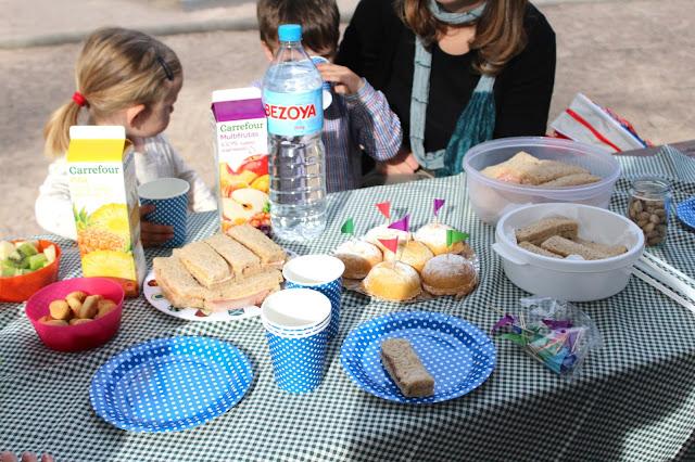 picnic con niños en mallorca